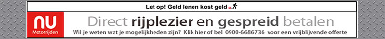 Financiering bij Van Heerdt Motoren