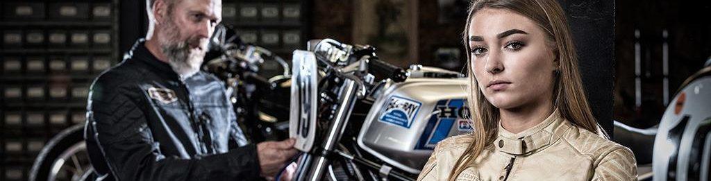 Motorkleding bij Van Heerdt Motoren